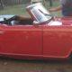 1963 TR4 Triumph